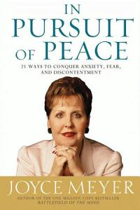 In Pursuit of Peace Book