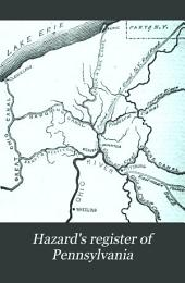 Hazard's Register of Pennsylvania: Volume 16