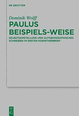 Paulus beispiels weise PDF
