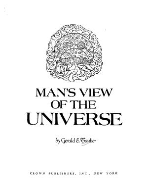 Man s View of the Universe PDF