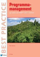 Programmamanagement op basis van MSP® 2011 Edition