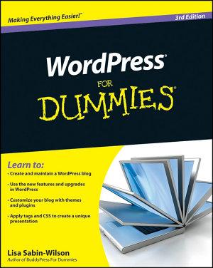 WordPress For Dummies PDF