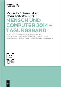 Mensch und Computer 2014     Tagungsband PDF