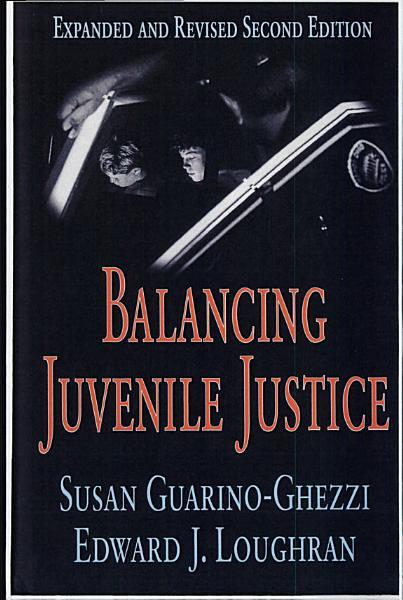 Balancing Juvenile Justice PDF