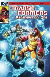 Transformers: Regeneration One #97
