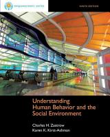 Brooks Cole Empowerment Series  Understanding Human Behavior and the Social Environment PDF