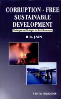 Corruption free Sustainable Development PDF