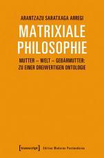 Matrixiale Philosophie PDF