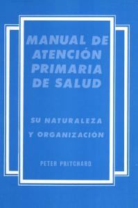 Manual of Primary Health Care