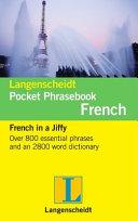 Langenscheidt Pocket Phrasebook French