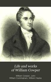 Life and works of William Cowper: Volume 3