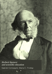 Herbert Spencer and Scientific Education