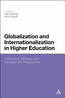 Globalization and Internationalization in Higher Education PDF