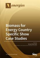 Biomass for Energy Country Specific Show Case Studies PDF