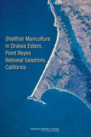 Shellfish Mariculture in Drakes Estero  Point Reyes National Seashore  California PDF
