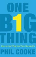 One Big Thing PDF