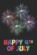 Happy 4th Of July Book PDF
