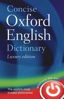 Concise Oxford English Dictionary PDF