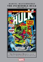 Incredible Hulk Masterworks Vol  11 PDF