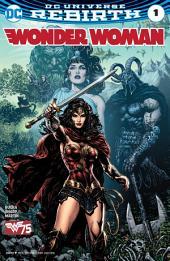Wonder Woman (2016-) #1