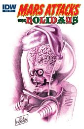Mars Attacks The Holidays One-Shot