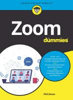 Zoom f  r Dummies PDF