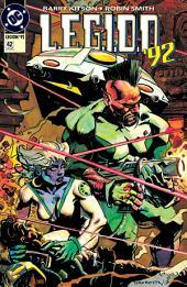 L.E.G.I.O.N. (1989-) #42