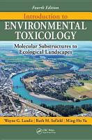 Introduction to Environmental Toxicology PDF