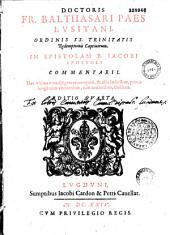 In epistolam beati Iacobi apostoli commentarii...