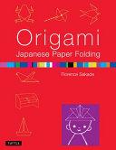 Origami: Japanese Paper-Folding