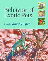 Behavior of Exotic Pets PDF