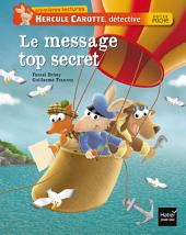 Le message top secret