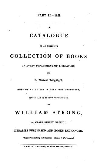 Bookseller s catalogues PDF