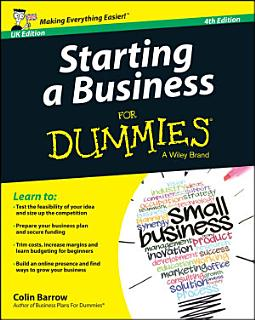 Starting a Business For Dummies   UK Book