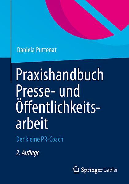 Praxishandbuch Presse  und   ffentlichkeitsarbeit PDF
