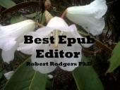 Best Free epub Editor: Free to Download and Edit