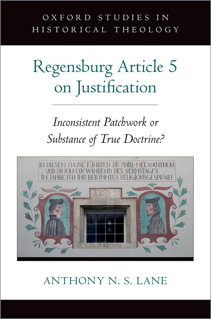 The Regensburg Article 5 on Justification