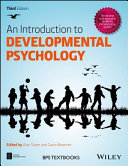An Introduction to Developmental Psychology  3rd Edition PDF