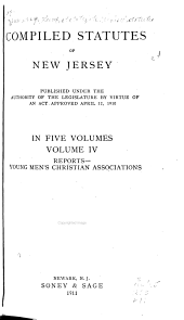Compiled Statutes of New Jersey: Volume 4