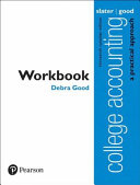 Study Guide with Working Papers for College Accounting