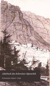 Jahrbuch des Schweizer Alpenclub: Band 16