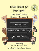 Cursive Writing for Potter Heads PDF