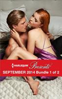Harlequin Presents September 2014   Bundle 1 of 2 PDF