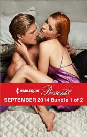 Harlequin Presents September 2014 - Bundle 1 of 2: Tycoon's Temptation\More Precious than a Crown\A Night in the Prince's Bed\Changing Constantinou's Game