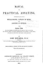 Manual of Practical Assaying