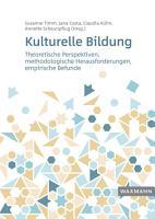 Kulturelle Bildung PDF