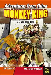 Monkey King Volume 09: The Stolen Kingdom