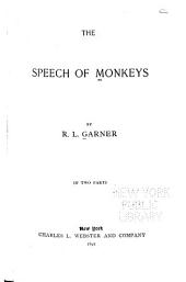 The Speech of Monkeys