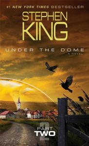 Under the Dome  Part 2 Book