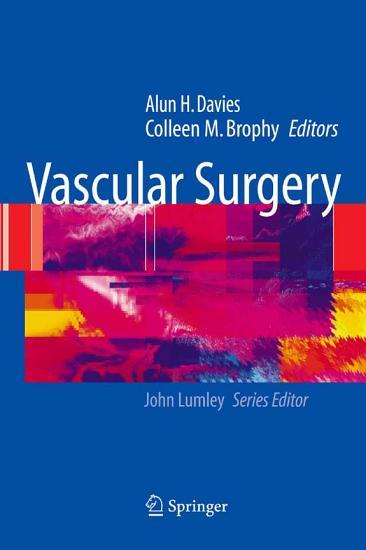 Vascular Surgery PDF